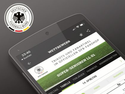 DFB Banner